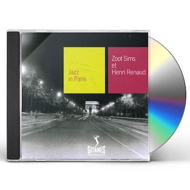 Zoot Sims ET HENRI RENAUD CD