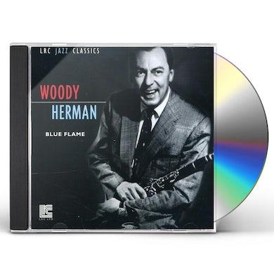 Woody Herman BLUE FLAME CD