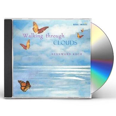Bernward Koch WALKING THROUGH CLOUDS CD