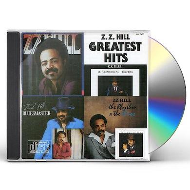 Z.Z. Hill GREATEST HITS CD