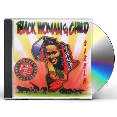 Sizzla BLACK WOMAN & CHILD CD