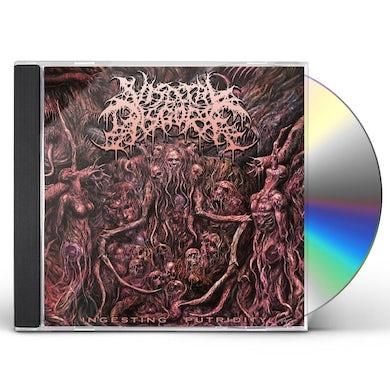 Visceral Disgorge Ingesting Putridity CD