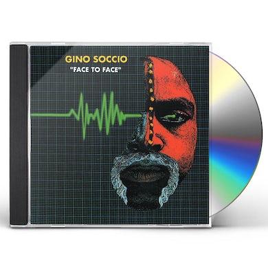 Gino Soccio FACE TO FACE CD