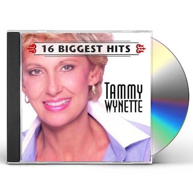 Tammy Wynette 16 BIGGEST HITS CD