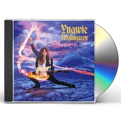 Yngwie Malmsteen FIRE & ICE CD