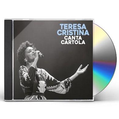 Teresa Cristina CANTA CARTOLA CD