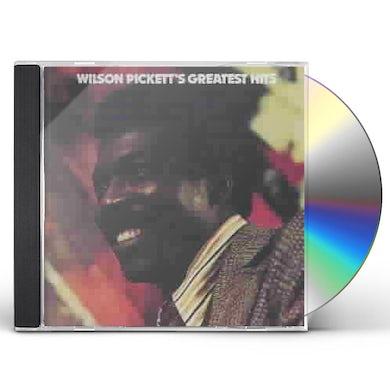 Wilson Pickett GREATEST HITS CD