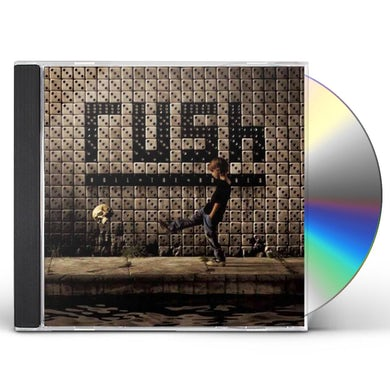 Rush ROLL THE BONES CD