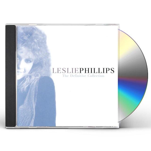 Leslie Phillips