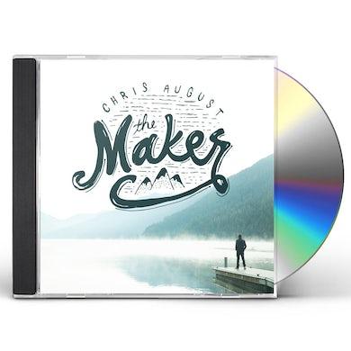 Chris August MAKER CD