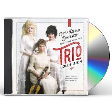 Dolly Parton My Dear Companion: Selections from The Trio Collection CD
