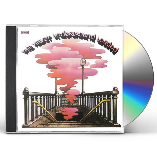 The Velvet Underground LOADED: RE-LOADED 45TH ANNIVERSARY EDITION CD