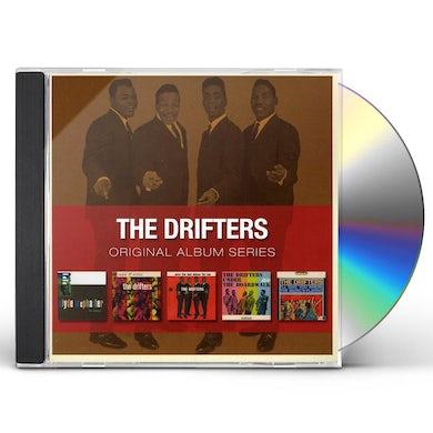 Drifters ORIGINAL ALBUM SERIES CD