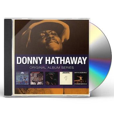 Donny Hathaway ORIGINAL ALBUM SERIES CD