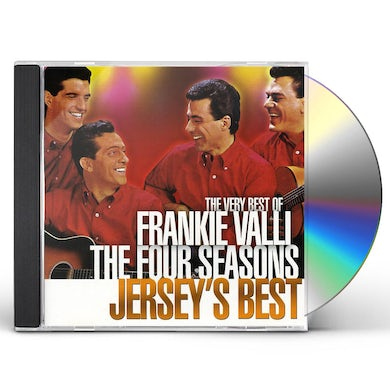 Frankie Valli & Four Seasons JERSEY'S BEST / VERY BEST OF CD