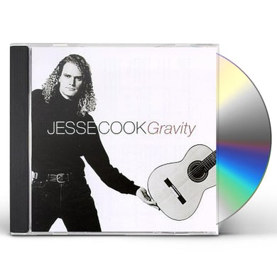 Jesse Cook GRAVITY CD