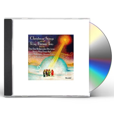 CHRISTMAS SONGS WITH THE RAY BROWN TRIO CD