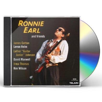 RONNIE EARL & FRIENDS CD