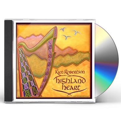 Kim Robertson HIGHLAND HEART CD