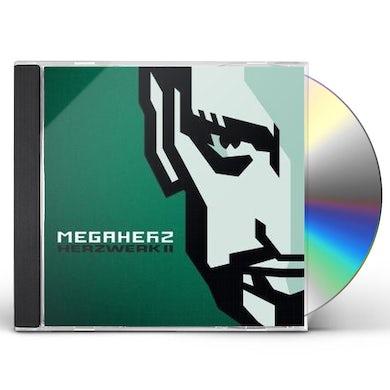 Megaherz HERZWERK II CD