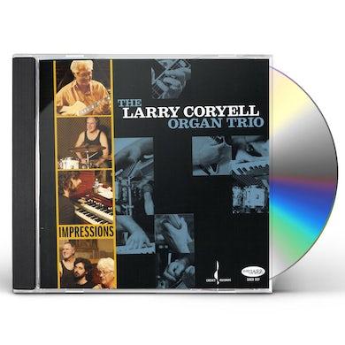 Larry Coryell IMPRESSIONS Super Audio CD