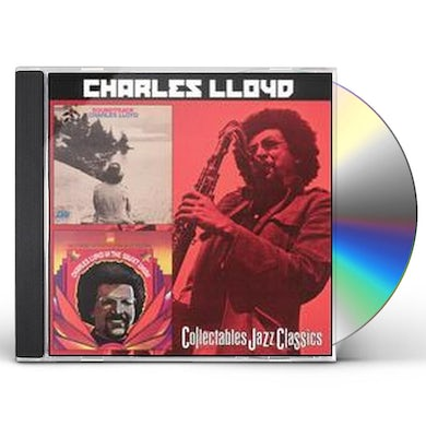 Charles Lloyd SOUNDTRACK / IN THE SOVIET UNION CD