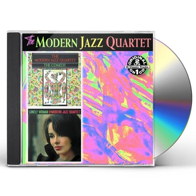 The Modern Jazz Quartet COMEDY / LONELY WOMAN CD