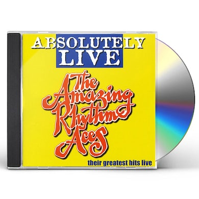Amazing Rhythm Aces ABSOLUTELY LIVE CD