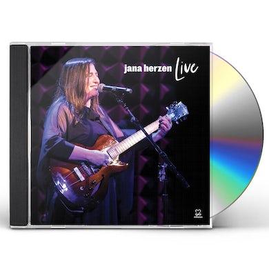 Jana Herzen Live CD