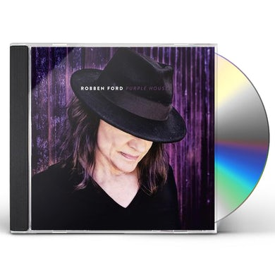 Robben Ford PURPLE HOUSE CD