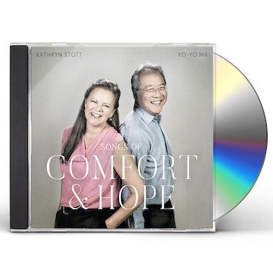 Yo-Yo Ma SONGS OF COMFORT AND HOPE CD