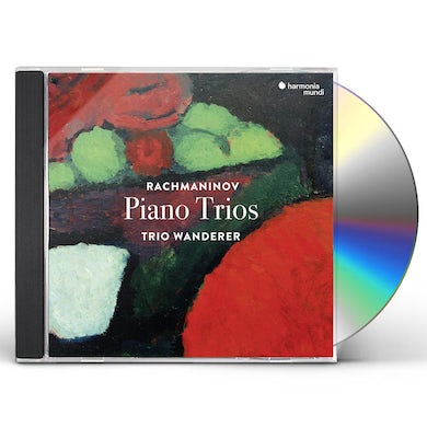 RACHMANINOV: PIANO TRIOS NOS.1 & 2 CD