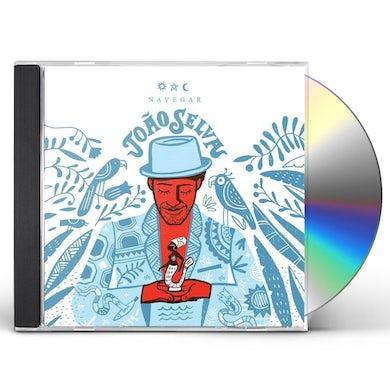 Joao Selva NAVEGAR CD