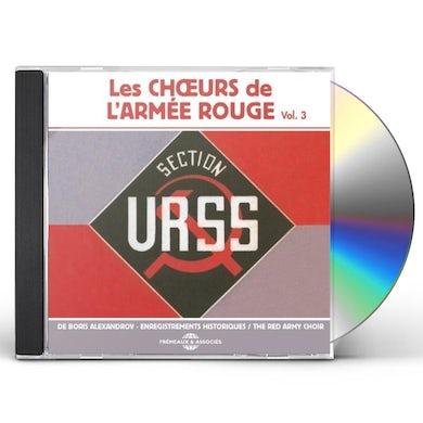THE RED ARMY CHOIR 3 CD