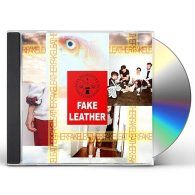 Crispies FAKE LEATHER CD