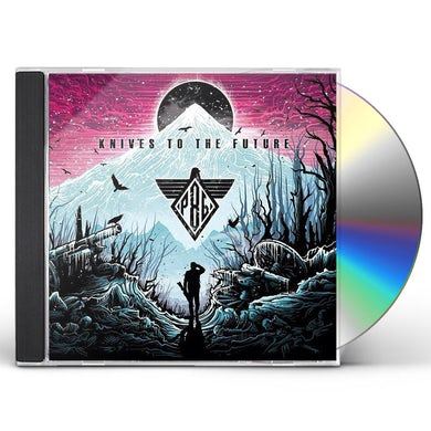 KNIVES TO THE FUTURE CD