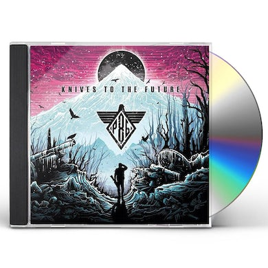 Project 86 KNIVES TO THE FUTURE CD