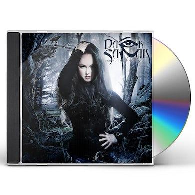 Dark Sarah BEHIND THE BLACK VEIL CD