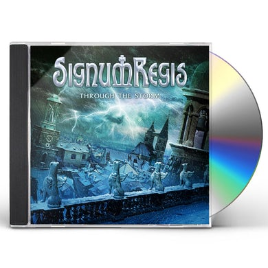THROUGH THE STORM CD