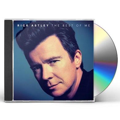 Rick Astley BEST OF ME CD