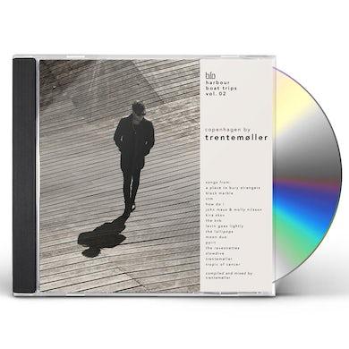 Trentemøller HARBOUR BOAT TRIPS 02: COPENHAGEN CD