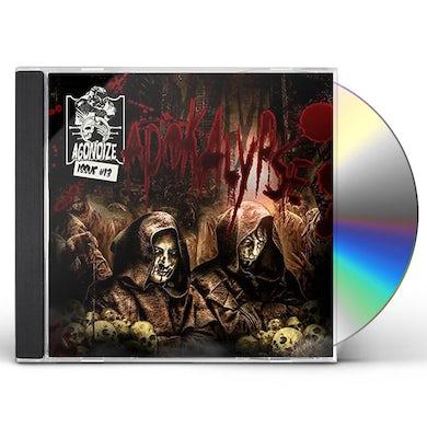 Agonoize APOKALYSPSE CD