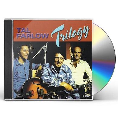 Tal Farlow TRILOGY CD