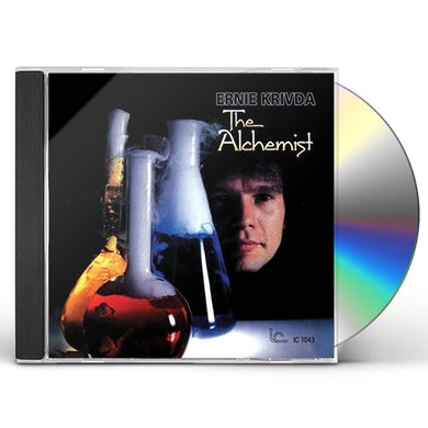 Ernie Krivda ALCHEMIST CD
