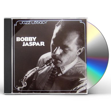 Bobby Jaspar REVISITED CD