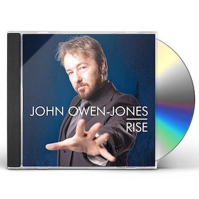 John Owen-Jones RISE CD