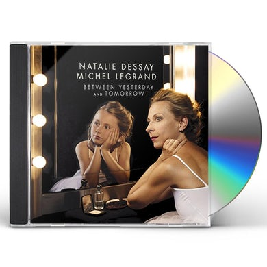 Natalie Dessay BETWEEN YESTERDAY & TOMORROW (UHQCD) CD