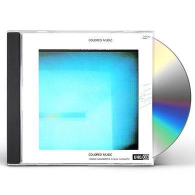 Colored Music UHQCD) CD