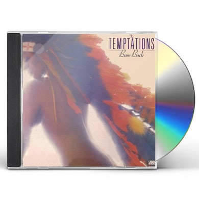 The Temptations BARE BACK CD