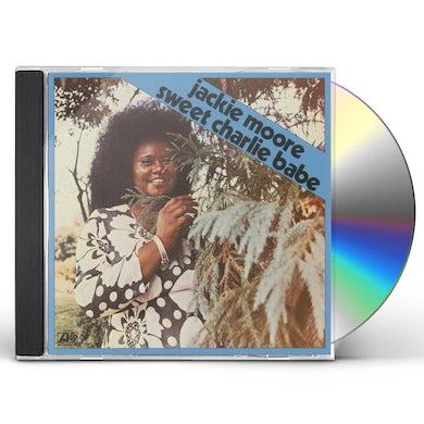 Jackie Moore SWEET CHARLIE BABE CD